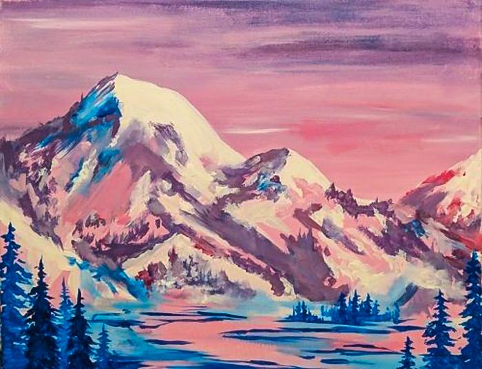 winter-sunset