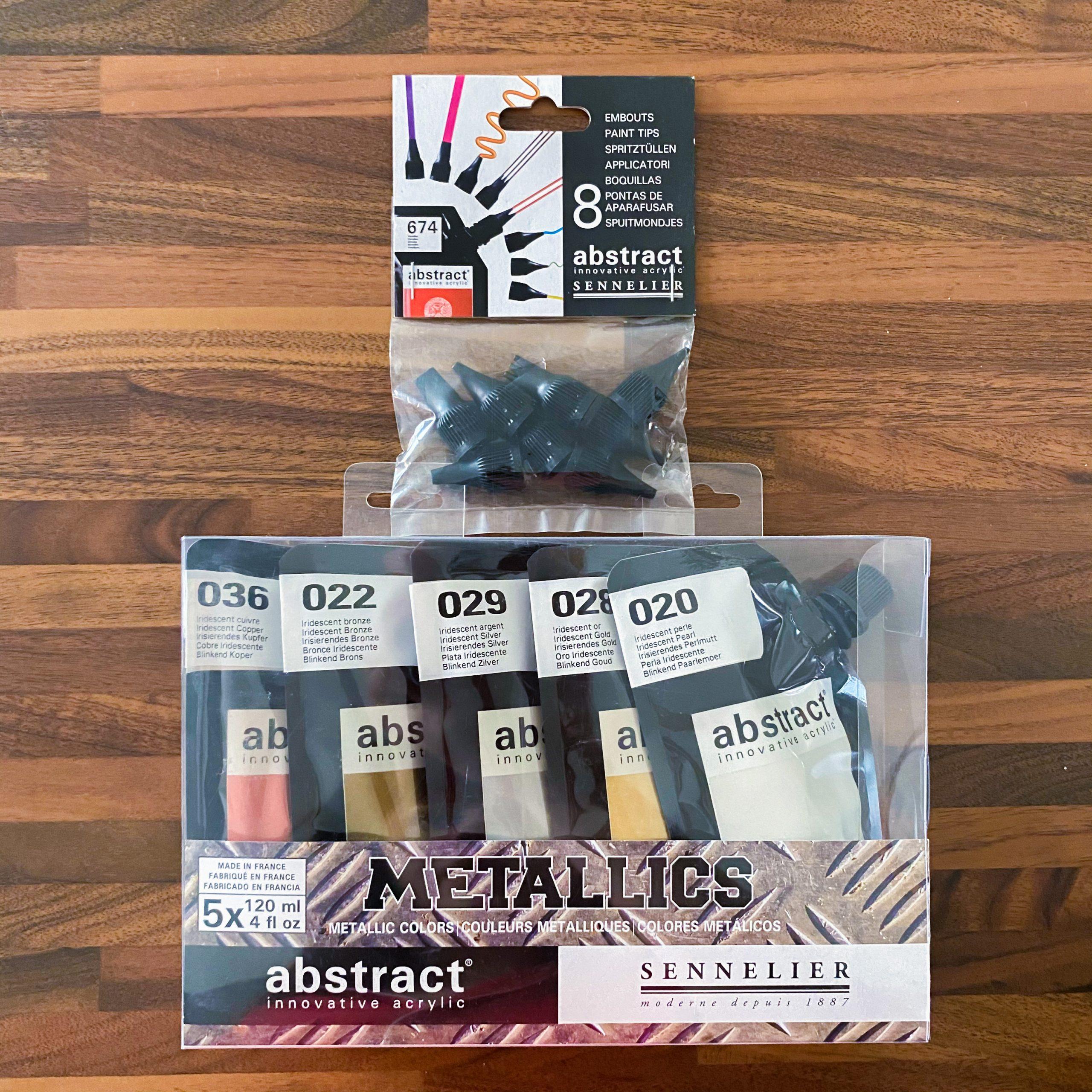sada-metalickych-akrylovych-farieb