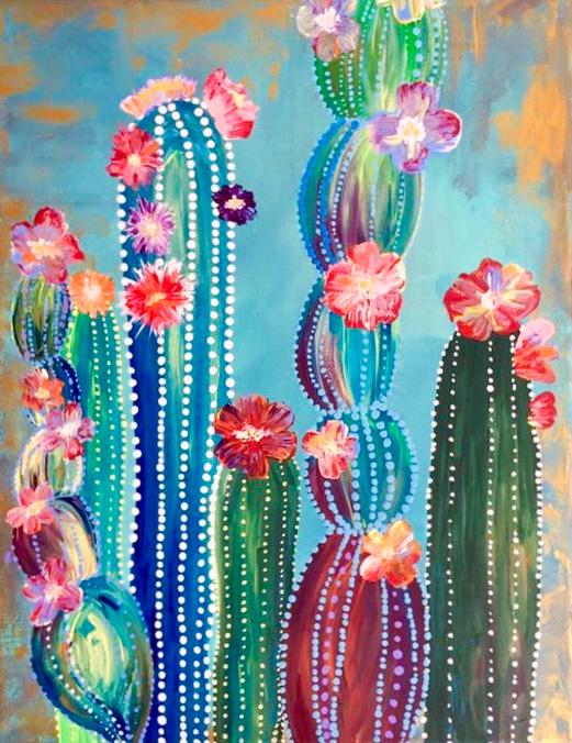 kvitnuce-kaktusy